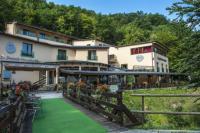 4* Panorámás akciós szép szálloda Visegrádon Patak Park Hotel*** Visegrád - Akciós félpanziós wellness csomagok Visegrádon - Visegrád